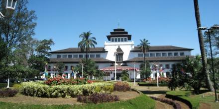 Sejarah Kota Bandung menurut Wikipedia